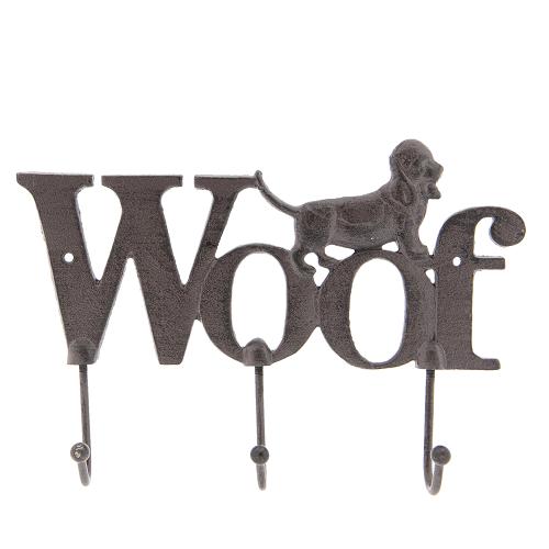 kapstok hond WOOF