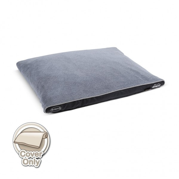 Scruffs Chateau Mattres cover, Dove