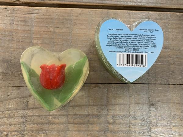 geurzeepje, Red Tulip