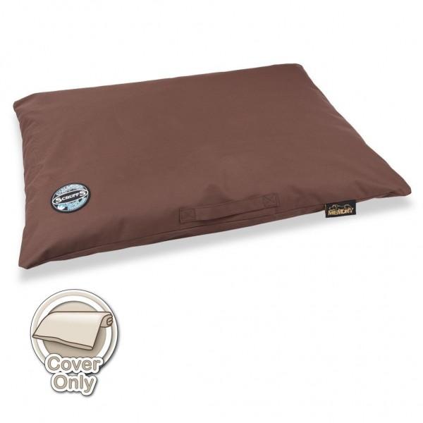 Scruffs Expeition Mattres cover, Chocolade Bruin