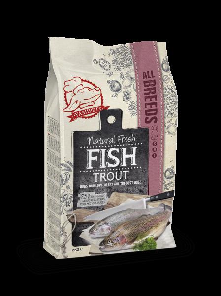 Natural Fresh Fish Forel