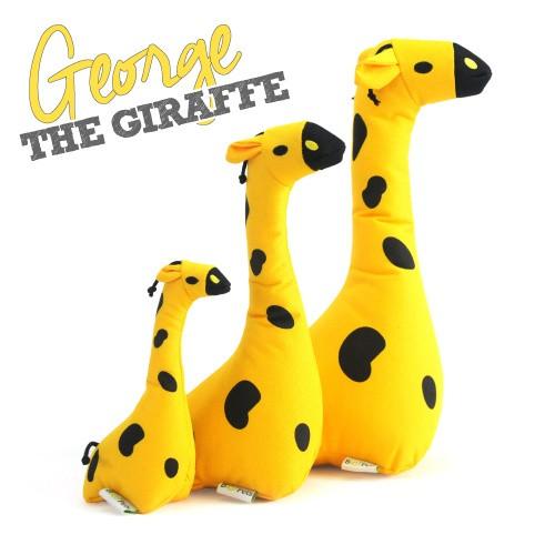 Beco Plush Toy, George the giraffe