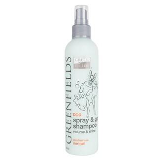 Hond Spray & Go Shampoo