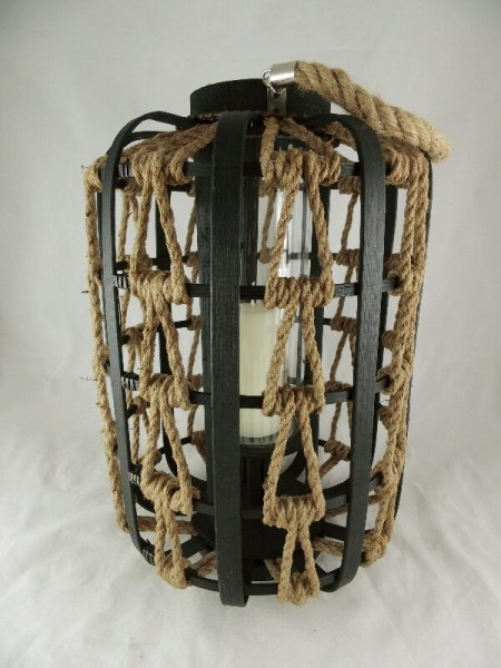 lantaarn met touw