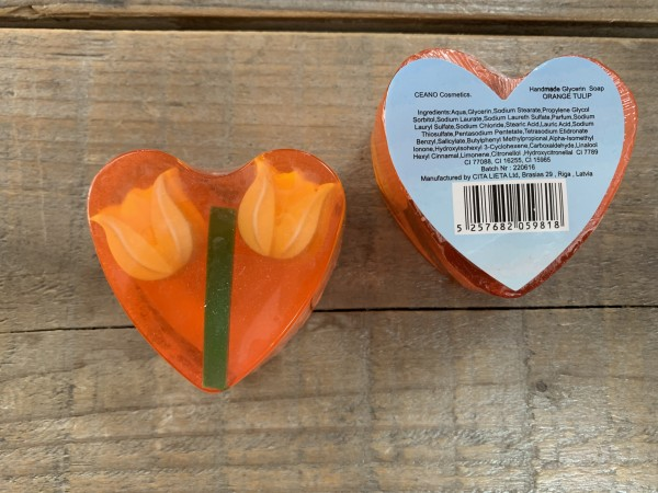 geurzeepje, Orange Tulip