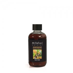 Sandalo Bergamotto Refill voor geurstokjes 250 ml