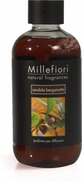 Sandalo Bergamotto Refill voor geurstokjes 500 ml
