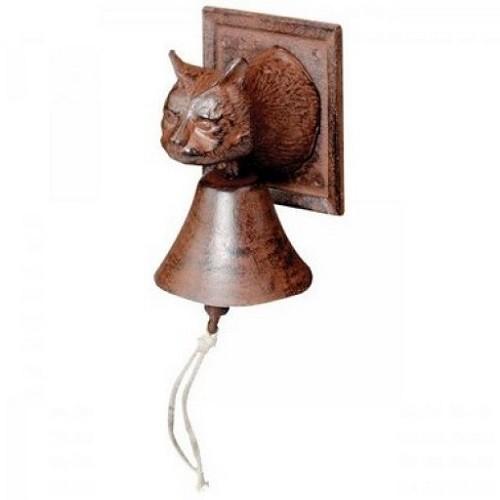 deurbel kattenkop