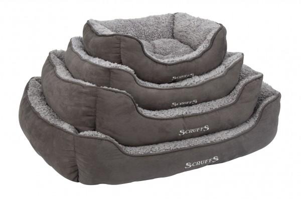 Scruffs Cosy Box Bed, grijs