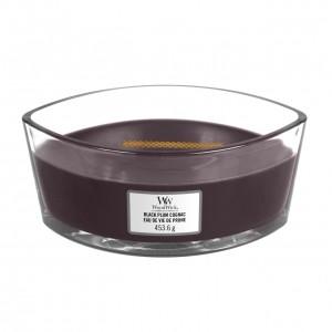 Black Plum Cognac Ellipse