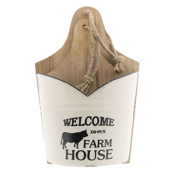 Voorraadpot Welcome to our farm house