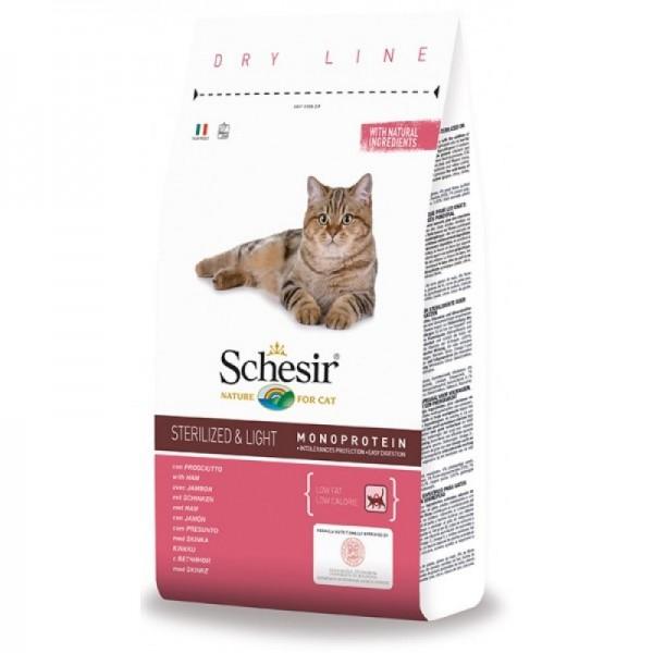 Schesir Sterilized & Light, ham