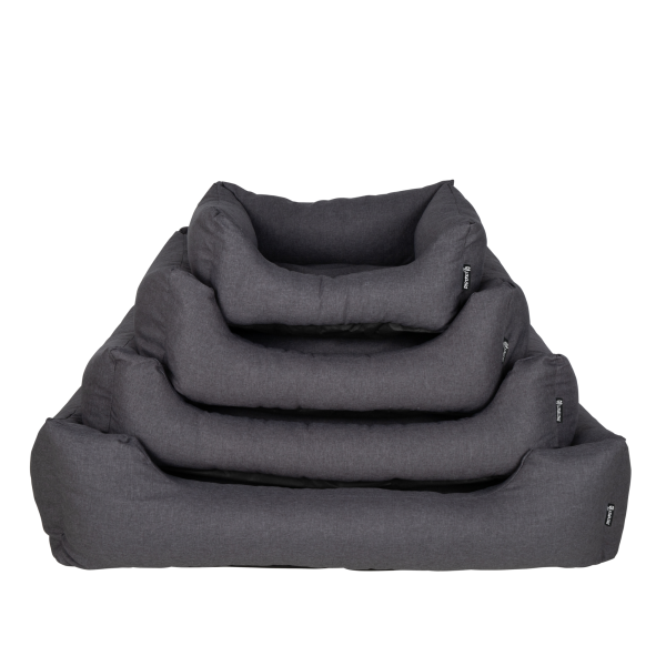 District 70 Hondenmand , Charcoal Grey