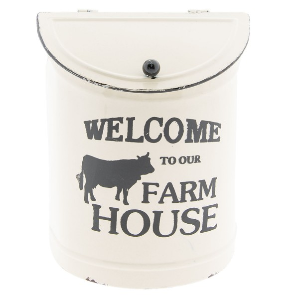 Blik Welcome to our farm house