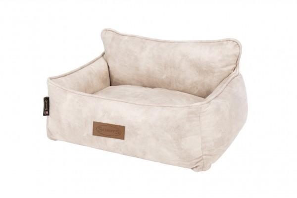 Scruffs Kensington Box Bed, Beige