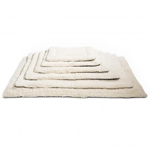 Sheep Bench Cushion, Beige/Bruin
