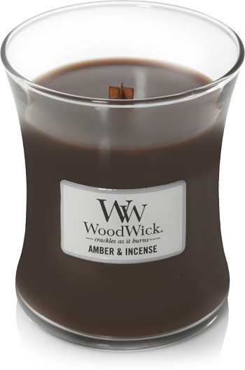 Amber & Incense Medium