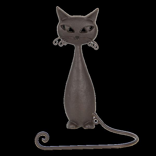 handdoekhouder kat
