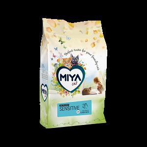 Miya cat sensitive excellent