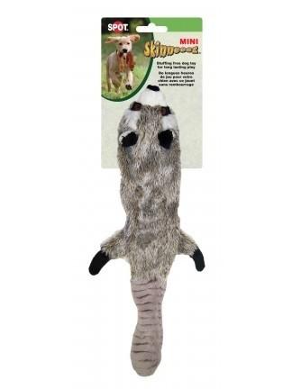 Skinneeez Hunt Plush Racoon