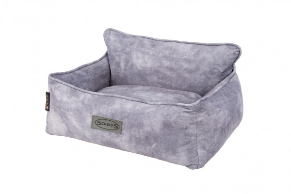 Scruffs Kensington Box Bed, Grijs