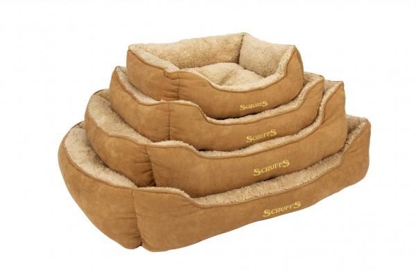 Scruffs Cosy Box Bed, beige