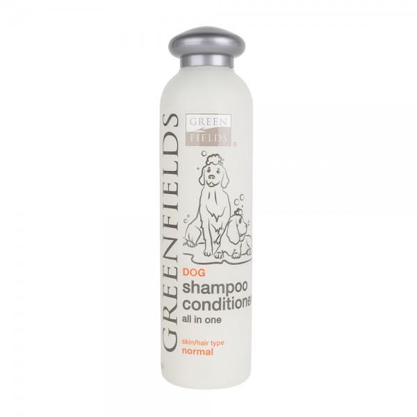 Hond Shampoo en Condiotioner