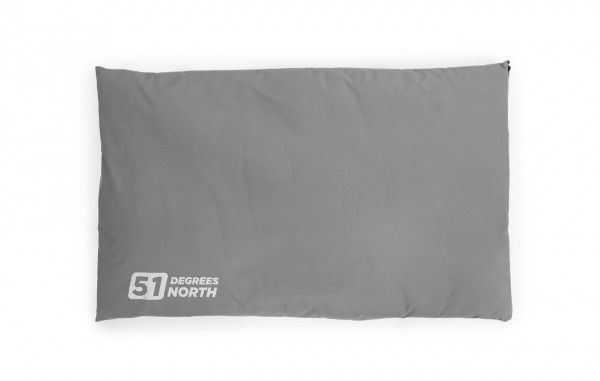 Storm Bench Cushion, Licht Grijs