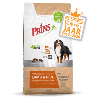 Prins Procare lamb & rice